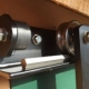 Rail and Roller Door Hardware