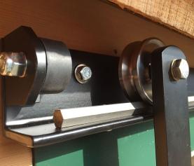 Rail and Roller Door Hardware